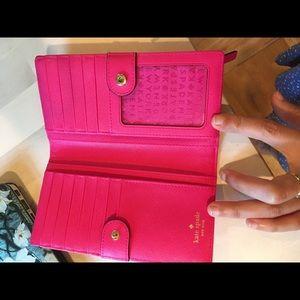 kate spade Bags - NWOT Kate Spade- Stacey Laurel Way leather wallet